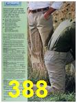 1988 Sears Spring Summer Catalog, Page 388
