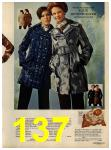 1972 Sears Fall Winter Catalog, Page 137