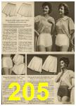 1959 Sears Spring Summer Catalog, Page 205