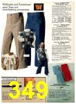 1977 Sears Fall Winter Catalog, Page 349