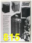1986 Sears Fall Winter Catalog, Page 815