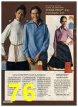 1972 Sears Fall Winter Catalog, Page 76