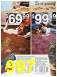 1988 Sears Fall Winter Catalog, Page 997