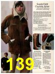 1978 Sears Fall Winter Catalog, Page 139