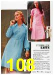 1972 Sears Spring Summer Catalog, Page 108