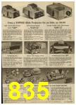 1959 Sears Spring Summer Catalog, Page 835