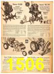 1958 Sears Fall Winter Catalog, Page 1506