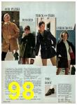 1969 Sears Fall Winter Catalog, Page 98