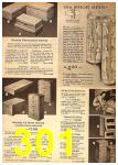1962 Sears Fall Winter Catalog, Page 301