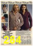 1980 Sears Fall Winter Catalog, Page 284