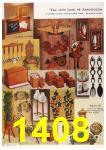 1964 Sears Spring Summer Catalog, Page 1408