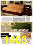 1972 Sears Fall Winter Catalog, Page 1403