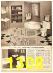 1958 Sears Fall Winter Catalog, Page 1308
