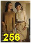 1968 Sears Fall Winter Catalog, Page 256