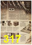1962 Sears Fall Winter Catalog, Page 317
