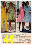 1972 Montgomery Ward Spring Summer Catalog, Page 45