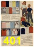 1960 Sears Spring Summer Catalog, Page 401