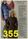 1980 Sears Fall Winter Catalog, Page 355