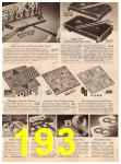 1954 Sears Christmas Book, Page 193