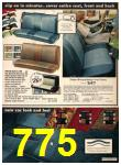 1975 Sears Fall Winter Catalog, Page 775