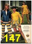 1969 Sears Spring Summer Catalog, Page 147