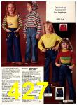 1978 Sears Fall Winter Catalog, Page 427