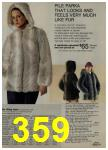 1980 Sears Fall Winter Catalog, Page 359
