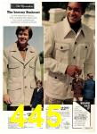 1975 Sears Spring Summer Catalog, Page 445