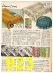 1958 Sears Fall Winter Catalog, Page 923