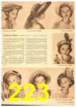 1949 Sears Spring Summer Catalog, Page 223