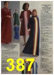 1980 Sears Fall Winter Catalog, Page 387
