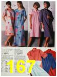 1987 Sears Fall Winter Catalog, Page 167