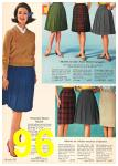 1962 Sears Fall Winter Catalog, Page 96