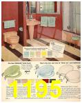 1958 Sears Spring Summer Catalog, Page 1195