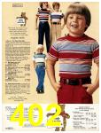 1981 Sears Spring Summer Catalog, Page 402