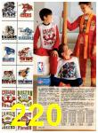1990 Sears Christmas Book, Page 220