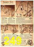 1942 Sears Spring Summer Catalog, Page 249