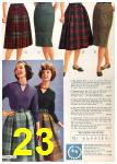 1960 Sears Fall Winter Catalog, Page 23