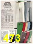 1981 Sears Spring Summer Catalog, Page 473