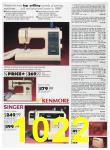 1989 Sears Home Annual Catalog, Page 1022