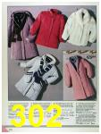 1986 Sears Fall Winter Catalog, Page 302