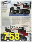 1986 Sears Fall Winter Catalog, Page 758