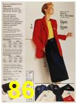 1987 Sears Spring Summer Catalog, Page 86