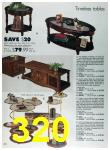 1989 Sears Home Annual Catalog, Page 320