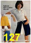 1972 Montgomery Ward Spring Summer Catalog, Page 127