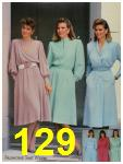 1987 Sears Fall Winter Catalog, Page 129