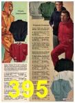 1965 Sears Fall Winter Catalog, Page 395
