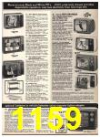 1977 Sears Fall Winter Catalog, Page 1159
