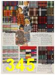 1958 Sears Fall Winter Catalog, Page 345