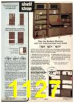 1975 Sears Fall Winter Catalog, Page 1127